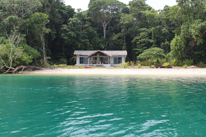 Malvanua Island Beach House
