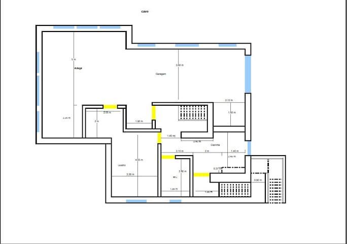 Level 0 Floor Plan