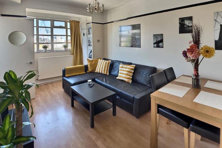 1 bed-Flat between Euston and Camden