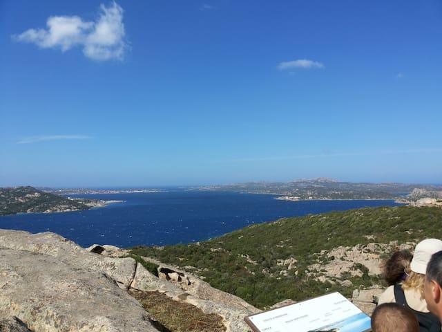 Palau, Costa Serena, opposite Porto Pollo,Sardegna - Costa Serena - Hus