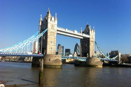 Large single room in Tower Bridge - London - Apartment
