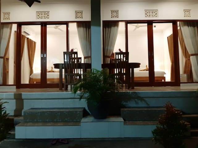 Peaceful 2SR house
