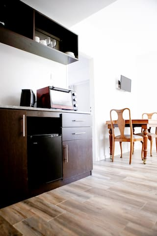 APARTMENT 349 WITH HOTEL SERVICES - Buenos Aires - Betjent leilighet