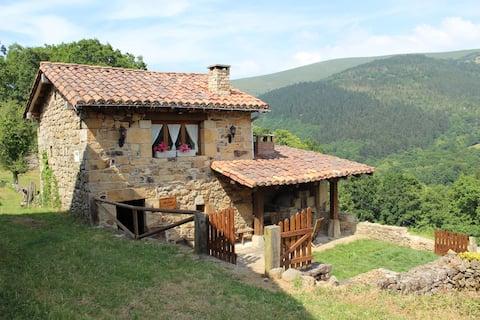 El Refugio de Luena - Charmante cabane de montagne