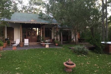 Casa de campo en exclusivo entorno