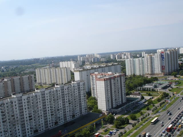 Long term contract west of Moscow - Moscow - Apartment
