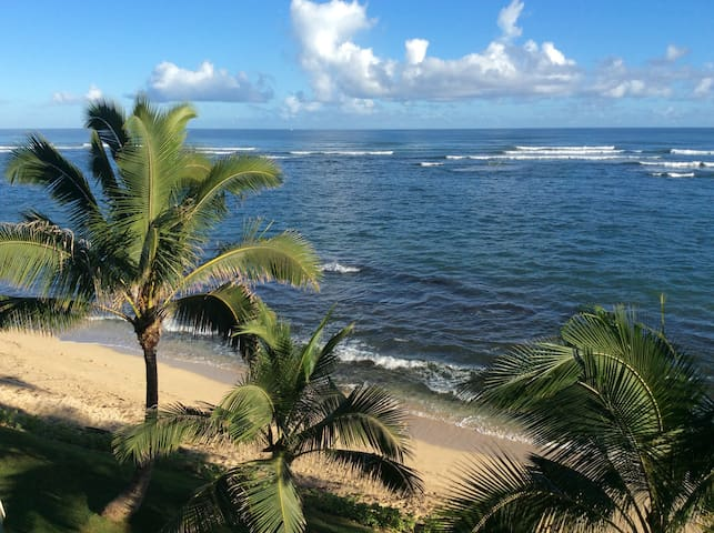 Killer View from Beachfront Condo - Waialua - Apartment