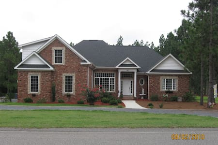 Seven Lakes West Gated Golf Comm. - Seven Lakes - House