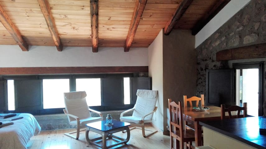 Mas Campolier - Sant Ferriol - Huoneisto