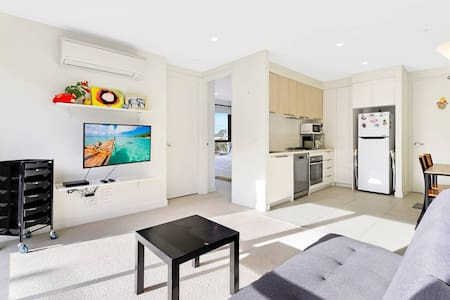 Comfortable One-Bed Apt @Box Hill