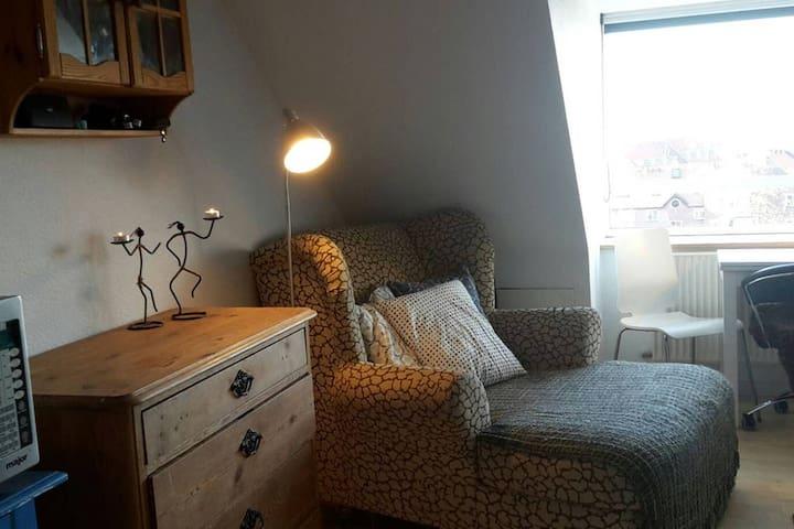 Hyggeligt lille ét værelses lejlighed - Aarhus - Apartment