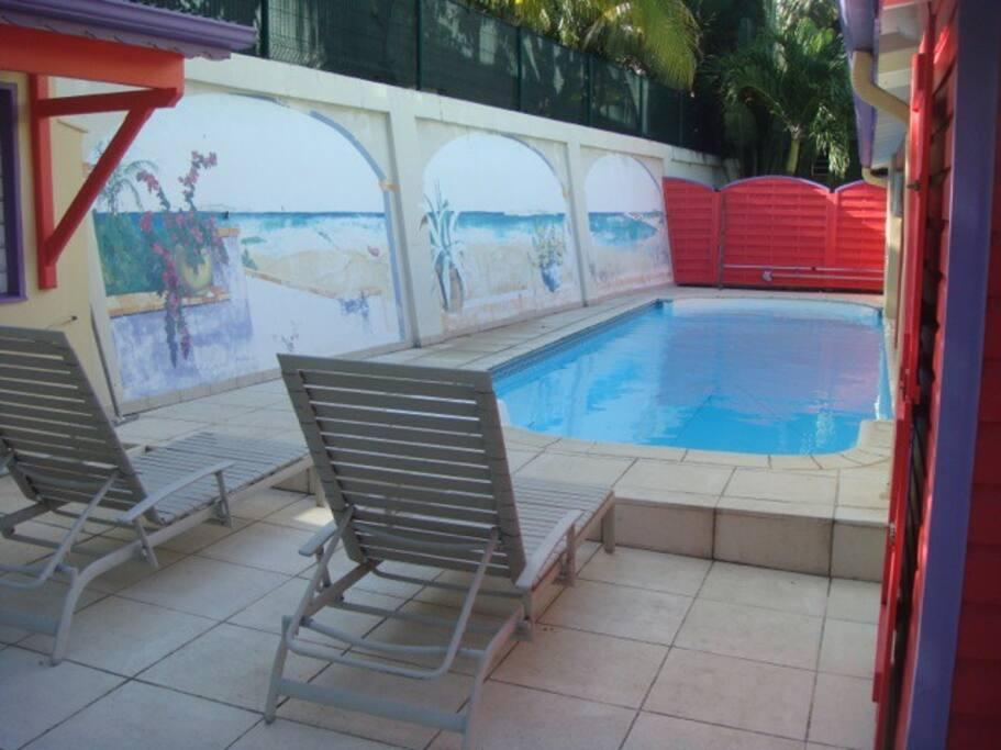 piscine 11x3,20