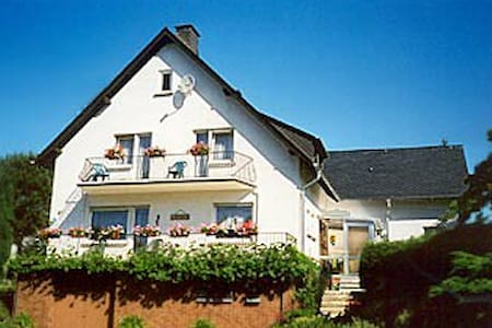 Vacation appartment close to Cochem - Landkern - Wohnung