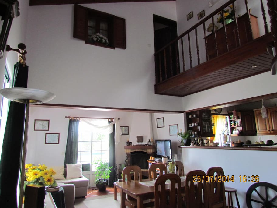 Vista 2º piso