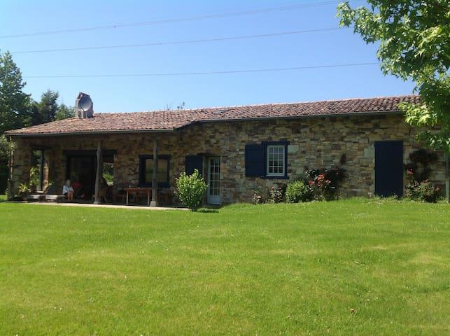 A 13 minutes environ de St Jean de Luz - Urrugne - House