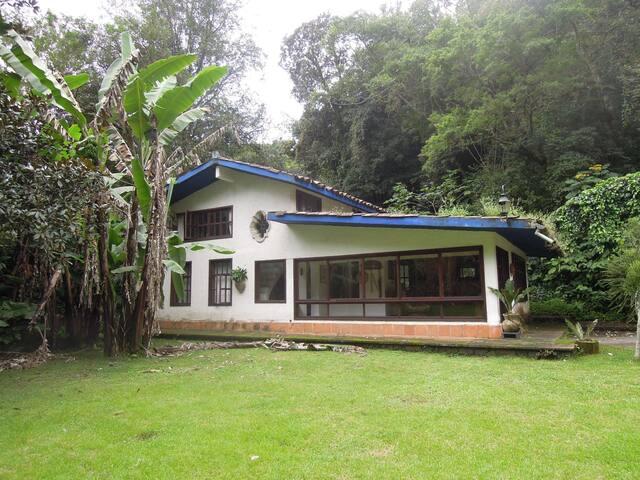 Casita en reserva ecol gica houses for rent in xalapa for Casitas veracruz