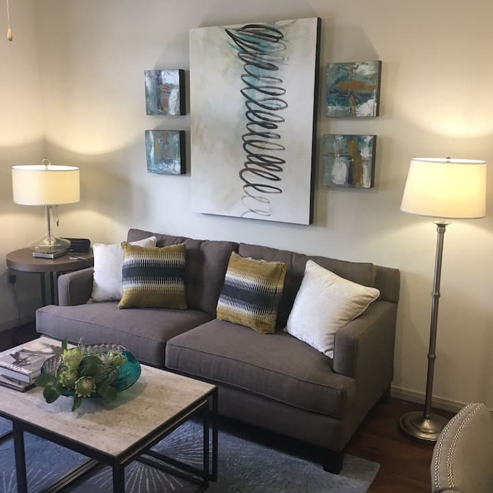 Upscale apartment home | 1BR in Houston