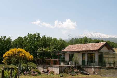 Little House - mount Etna - Sicily - Linguaglossa - 独立屋