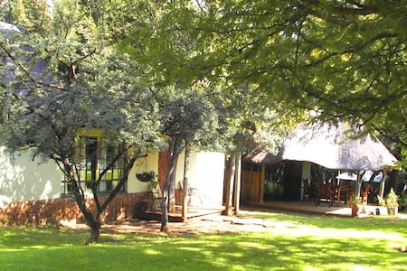 Buffalo Self-Catering Chalet