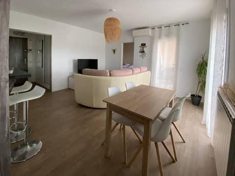 Appartement T2 proche centre ville