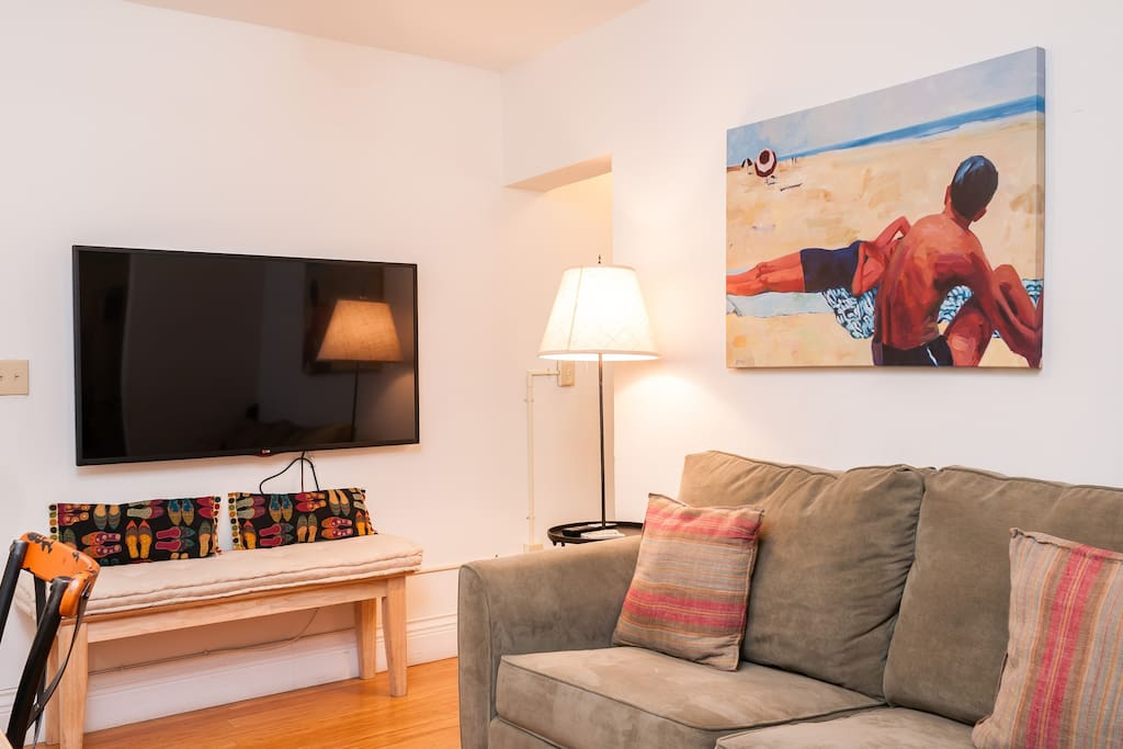 927 Jefferson Sobe Duplex -- 2BR
