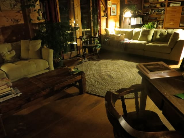 Rustic remote setting close to town - Pelham - Bed & Breakfast