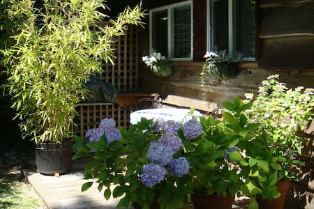 Ganges garden studio - Salt Spring Island - Apartment