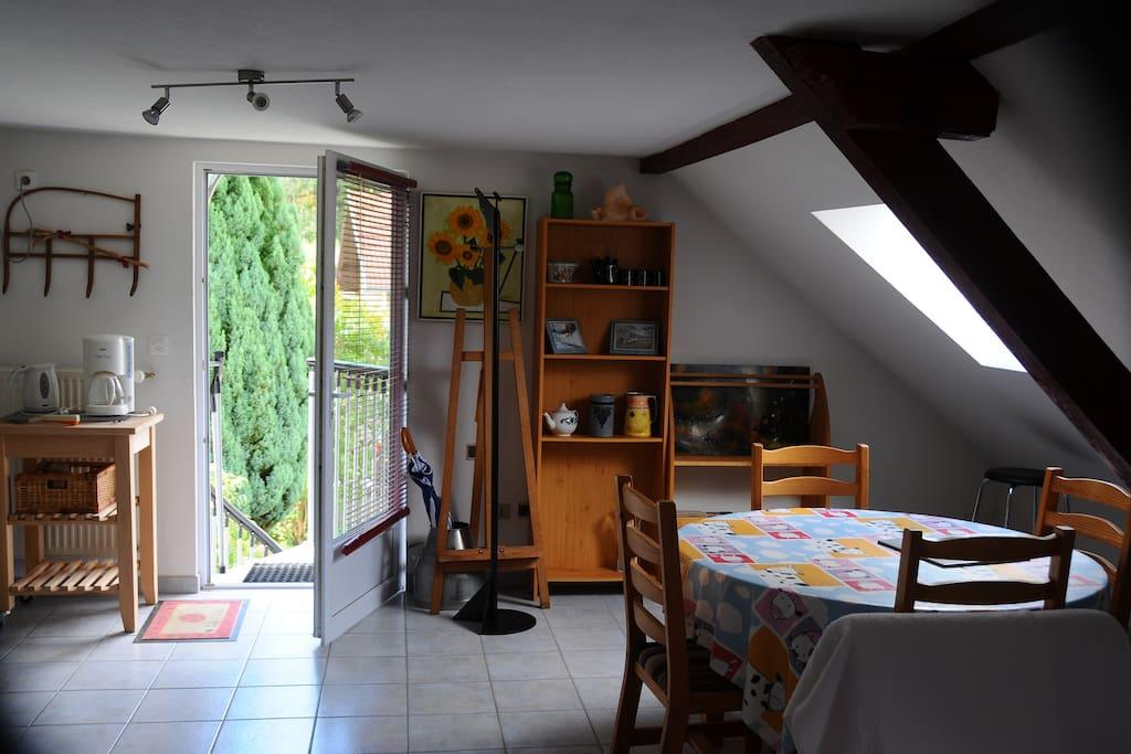 Atelier d 39 artiste lofts louer lautenbachzell alsace france - Atelier d artiste a louer ...