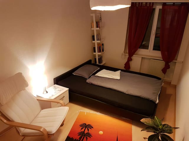 Friendly and cozy room in the heart of Chur! - Chur - Leilighet