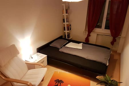 Friendly and cozy room in the heart of Chur! - Chur - Huoneisto