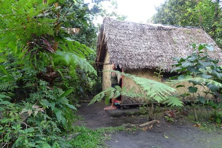 Bungalow set in  beautiful village - Tanna
