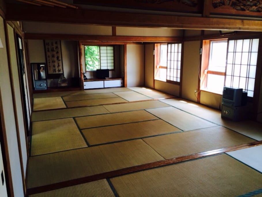 old Japanese style room