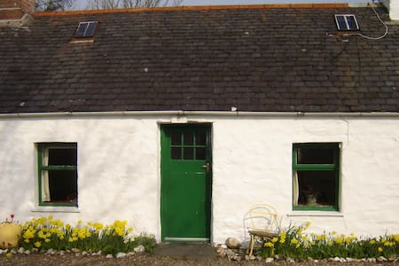 Cosy Cottage on Scottish Island - Toberonochy