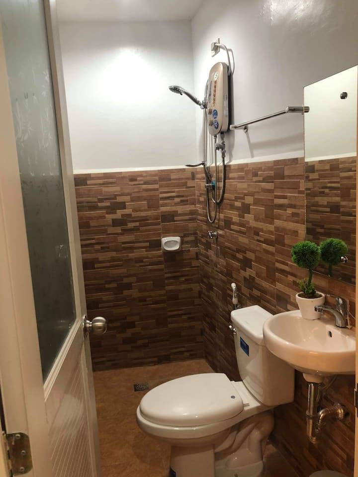 Private Standard Room No.5 at Florencia's Condotel