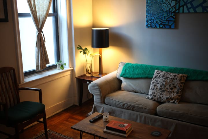 Quiet & Cozy Prospect Heights Apartment