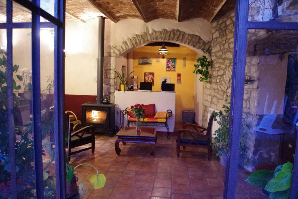 a la maison h user zur miete in saint christol l s al s occitanie frankreich. Black Bedroom Furniture Sets. Home Design Ideas