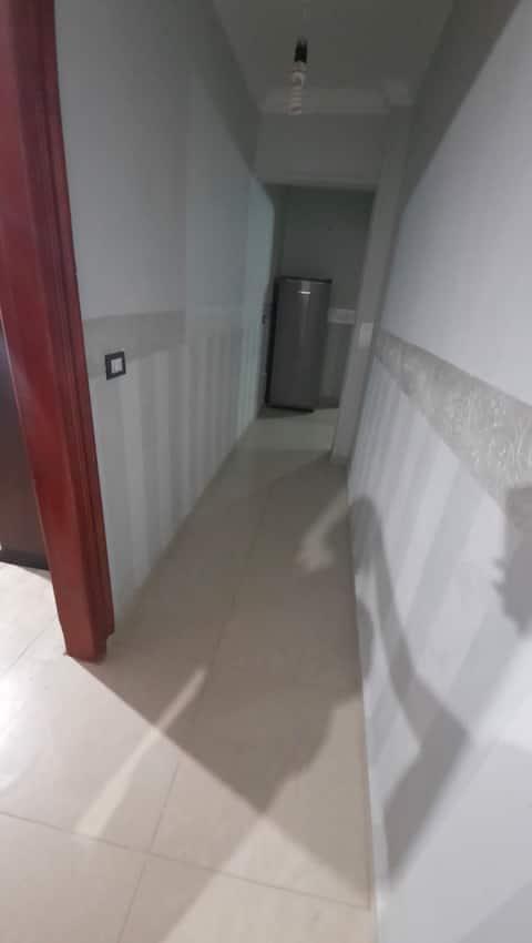 شقة لوكس كيوت غرفتين وصالة ومطبخ حمامين الشيخ زايد