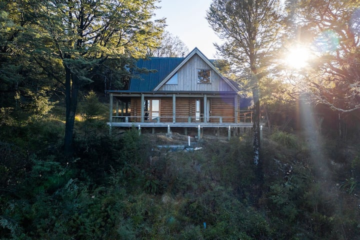 Charlies Cabin - Nature, Relax and Unwind - Mt Lyford