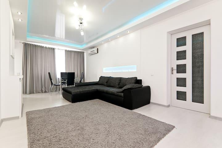 2 bedroom on Puskin street