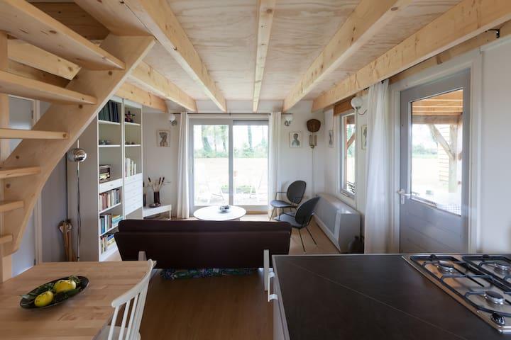 Zomerhuis/cottage - Empe - Chatka