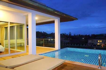 Bangtao 3 Bed-Penthouse-Close Bch H - Daire