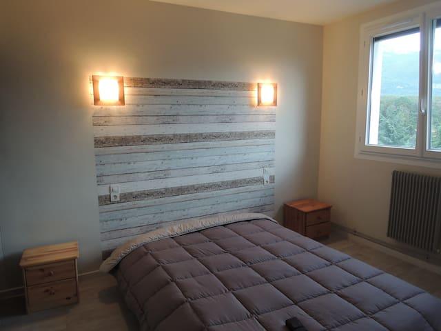 chambre dans appartement douillet - Chambéry - Apartment