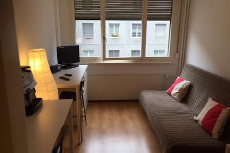 Studio tout confort au coeur de Genève - Genève - Lägenhet