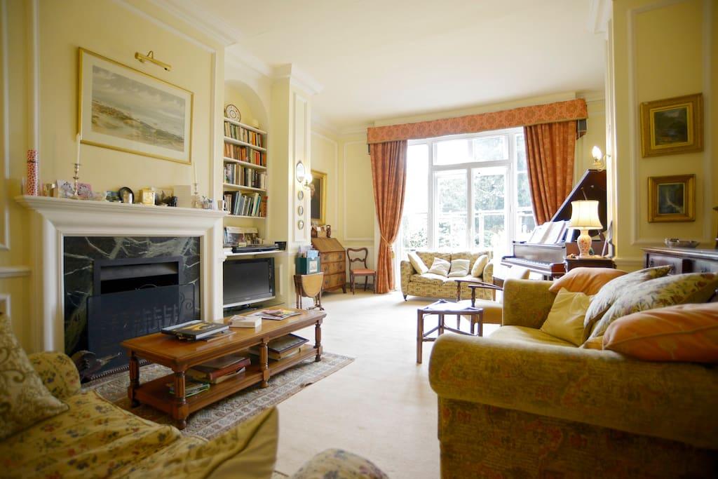 Buckden House Rooms