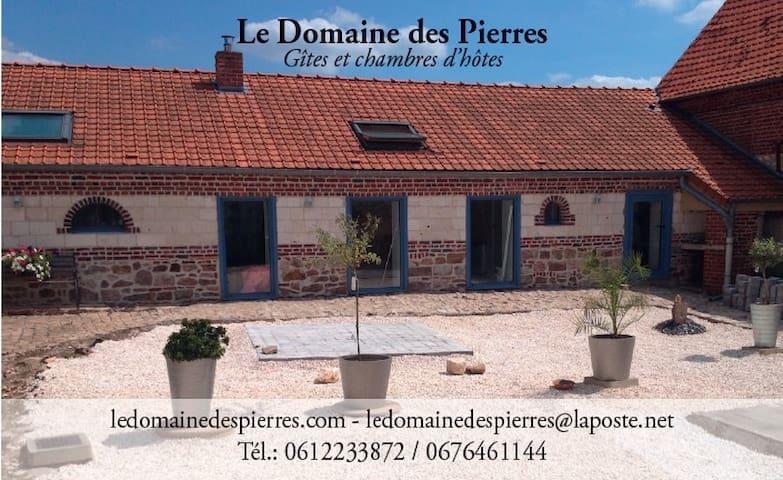 LE DOMAINE DES PIERRES - Acq