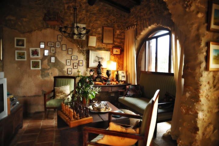 AnticaMenta , Sicilian shine! - Pietraperzia - House