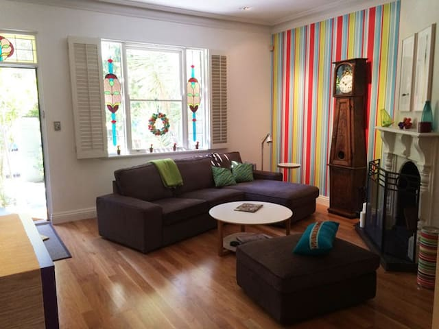 Terrace House in the heart of Perth - Perth - House
