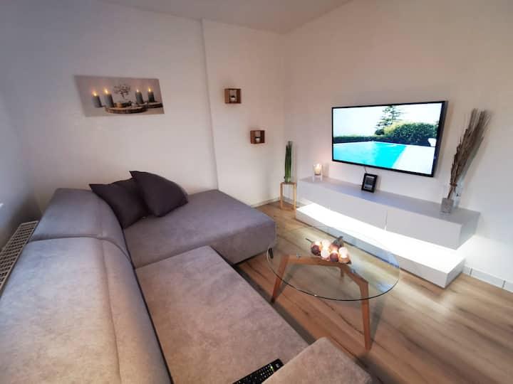 Gemütliche Wohnung in Würselen