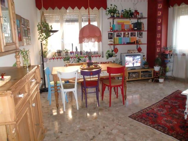 Offro stanze in centro città - Pordenone - Lejlighed