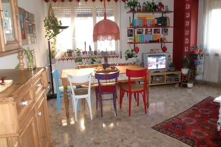 Offro stanze in centro città - Pordenone - Lägenhet
